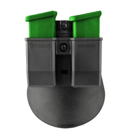 Fobus Double Magazine Pouch For S&W M&P Shield 9mm Single-Stack - 6912 ND