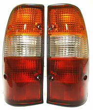 Mazda B2500 1998-2001 Heck rechts+links Blinker Lichter Lampen Satz RH + LH