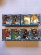 SET OF 8 DC COMICS MINI SUPER HERO GIRLS