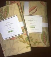 New~Pottery Barn Elizabeth Duvet Cover F/Q &  2 Standard Shams~350 TC