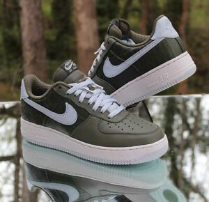 Nike Air Force 1 '07 Low Urban Haze Women's Size 10.5 Blue Ice 315186-341