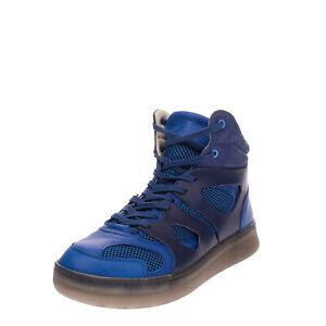 RRP €460 MCQ ALEXANDER MCQUEEN x PUMA Leather Mesh Sneakers EU 42 UK 8 US 9 Logo
