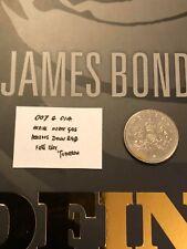 GRANDE CAPO Studios James Bond GOLDFINGER MEMO NOTA Loose SCALA 1/6th