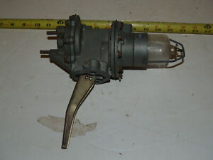 NOS Ampco 4206 Fuel Pump double action-Ford (V8) 1955-1966-Mercury-1955-56
