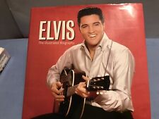 Elvis The Illustrated Biography 2008 Book by Marie Clayton W/ Dust Cover #19-65