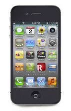 Apple iPhone 4s - 16GB - Black (O2) A1387 (CDMA + GSM) **6 Month Warranty**