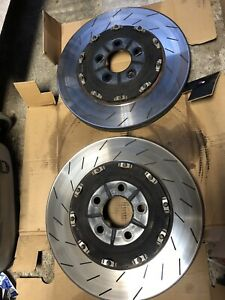 Dodge Challenger / Dodge Charger Hellcat 6.2L Factory Brembo Front Brake Rotors
