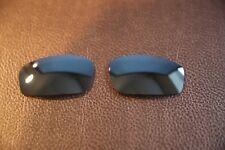 PolarLenz POLARIZED Black Replacement Lens for-Oakley Monster Pup Sunglasses