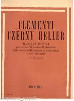 Clementi, Czerny Heller: Sammlung Von Studien Für L'Prüfung (R) - Erinnerungen