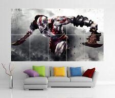 GOD OF WAR 3 III 2 XBOX PS3 VITA WII U PC GIANT WALL ART PHOTO POSTER J211
