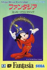 # Sega Mega Drive-Fantasia (jap/jp) #