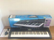 Casio Keyboard CTK-1200 Boxed Hardly Used Available Worldwide