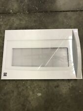 Kenmore 5304491769 Microwave Door Assembly (White) Used Some Scratches