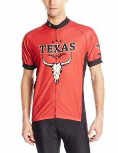 CANARI Men's Texas Cycling Jersey # SMALL