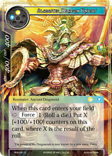 FOIL Alabaster Dragon Knight -Common RDE-041-NM FoW Return of the Dragon Emperor
