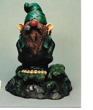 "resin kit "" Little Wizzard "" sculpture by Jl Crinon"