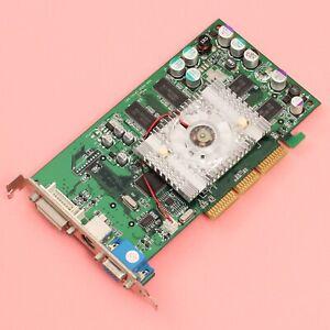 MSI NVidia GeForce FX5600 8X 256MB DDR AGP Video Card DVI/VGA/TV Out