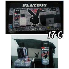 Coffret Homme-Parfum 60ml-Déodorant 150ml -Trousse de toilette
