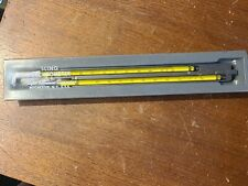 Vintage Great Condition Sling Psychrometer Taylor Instrument Co Free Shipping
