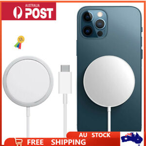 For Apple iPhone 12 Pro Max 12 Mini Magsafe Charging Magnetic Wireless Charger
