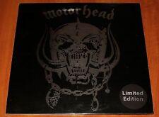MOTORHEAD LP *RARE* DMM PRESS VINYL 180g SILVER LOGO COVER LIMITED EDITION New