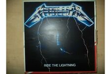 reel to reel tape Metallica - ride the lightning  2 track 7 1/2 ips