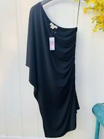 Michael Kors Black Size 10 Pencil Dress Super Sexy And Cute New With Tags