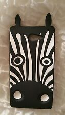 IT- PHONECASEONLINE SILICONE COVER PER CELLULARI ZEBRA PARA SONY XPERIA M2