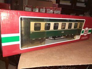 LGB RuKB (Green/Cream) Passenger Car 35353