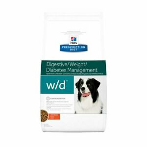 HILL'S PD Prescription Diet Canine w/d 1,5kg
