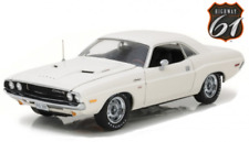 Highway 61 - DODGE CHALLENGER RT 1970 BLANCHE   1/18