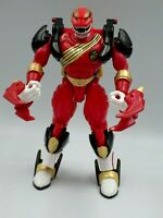 Figurine Mighty Morphin Deluxe Power Rangers Wild Force Zord Red Lion 19 cm
