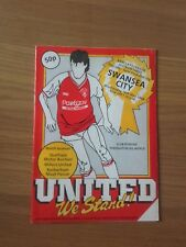 ROTHERHAM UNITED V SWANSEA CITY 18/05/88 DIVISION 3 PLAY OFF SEMI FINAL 2ND LEG