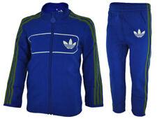Conjuntos de ropa de niño de 0 a 24 meses de manga larga en azul