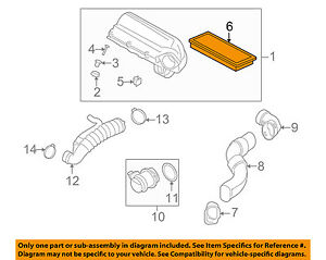 S/'adapte Mini Cooper D Countryman R60 Genuine Comline Cabine Filtre à Pollen