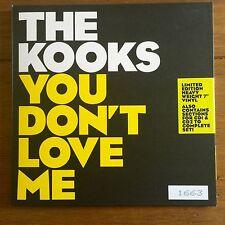 """The Kooks - You Don't Love Me   7""""  Vinyl Sealed"""