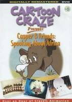Cartoon Craze Presents - Casper: Spooking About Africa (DVD, 2006) thin case