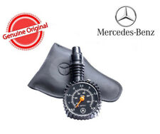 Mercedes Benz Pressure Gauge Air Fits Cycle Tyres Vehicle + Soft Case B66588140