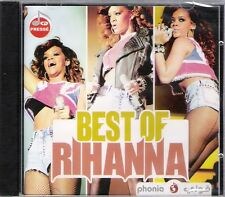 Pop Musik CD  NEU  RIHANNA  BEST OF (3)