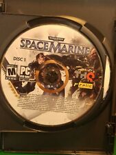 Warhammer 40,000: Space Marine (COMPLETE) (PC, 2011) (VG CONDITION)
