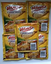 New listing Velveeta Cheese Sauce Jalapeno Flavored (24) 4 oz Pouches Bb 8/2017
