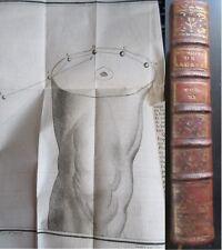Memoires académie royale chirurgie tome XI  chez Le Prieur 1768 trois  Planches