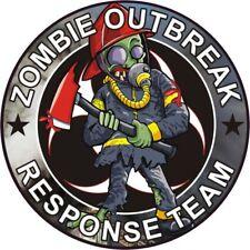 Zombie Outbreak Stickers Surf Vinyl Decal EURO JDM DUB VW Funny Jap laptop n4