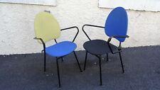 Jacques Hitier - Paire de chaises  - vintage chairs design 50'S
