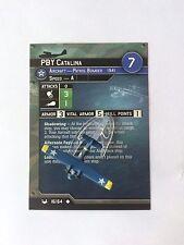 Axis & Allies War at Sea: PBY Catalina (#16)