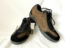 Shimano SH-MT21 Men's Brown Black Suede Cycling Mountain Bike Shoe Sz 40 US 6.7