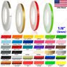 """1/8"""" Roll Vinyl Pinstriping Pin Stripe Solid Line Car Tape Decal Stickers 3mm"""