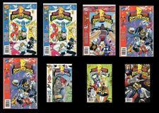 Mighty Morphin Power Ranger - 1995 Marvel Comics - (2) Nov. #1  + #2, 3, 5, 6, 7
