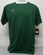 Authentic Nike Apparel Dark Green Training Jersey Size Large