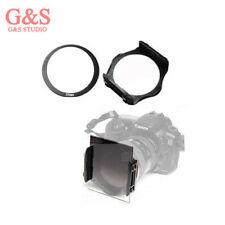 77mm ring Adapter + Color Colour square Filter Holder for Cokin P series